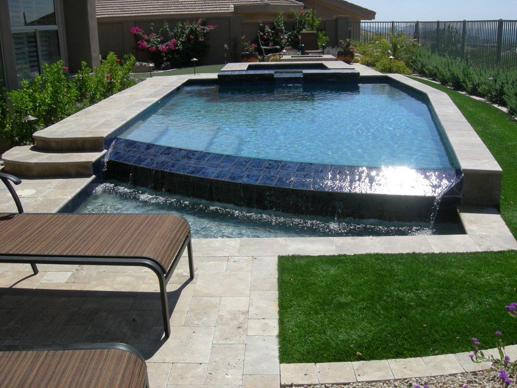 arizona landscape design poco verde landscape pools. Black Bedroom Furniture Sets. Home Design Ideas
