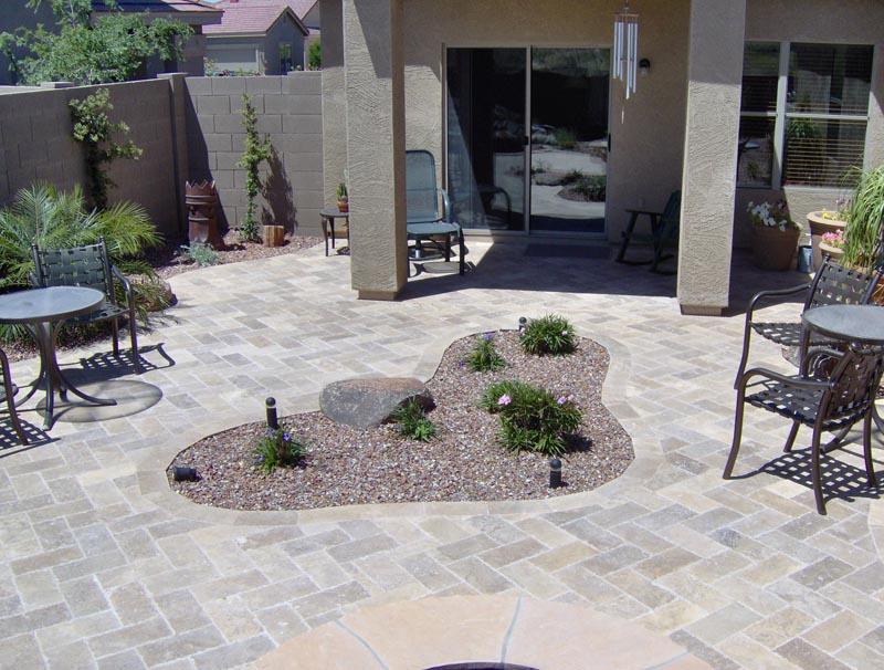 travertine14 Travertine Pavers For Backyards Ideas on silver travertine backyard, firepit backyard, brick pavers backyard, cement pavers backyard,
